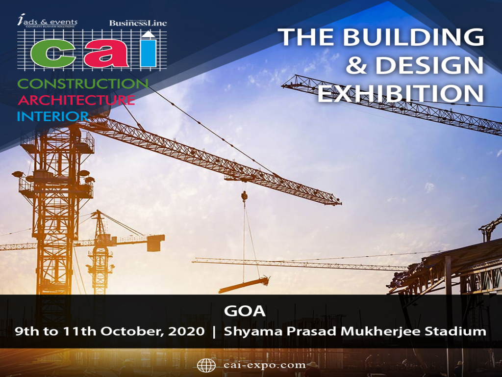 Construction Architecture Interior Expo 2020  Goa