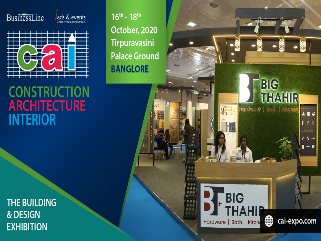 Construction Architecture Interior Expo 2020 Bangalore