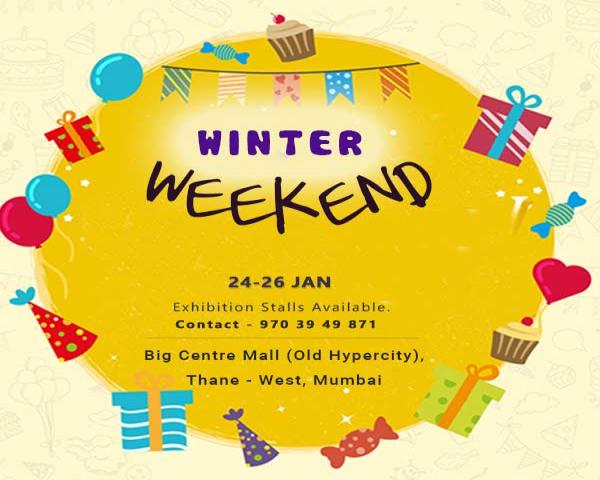 Dezithrillz Winter Weekend Flea at Big Centre Mall, Mumbai - BookMyStall