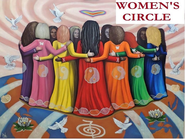 WOMENS CIRCLE FACILITATED BY KALPANA R