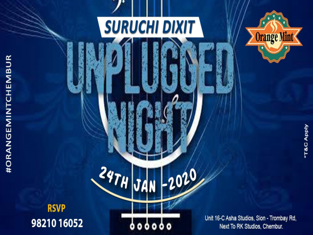 Unplugged Night Ft. Suruchi Dixit