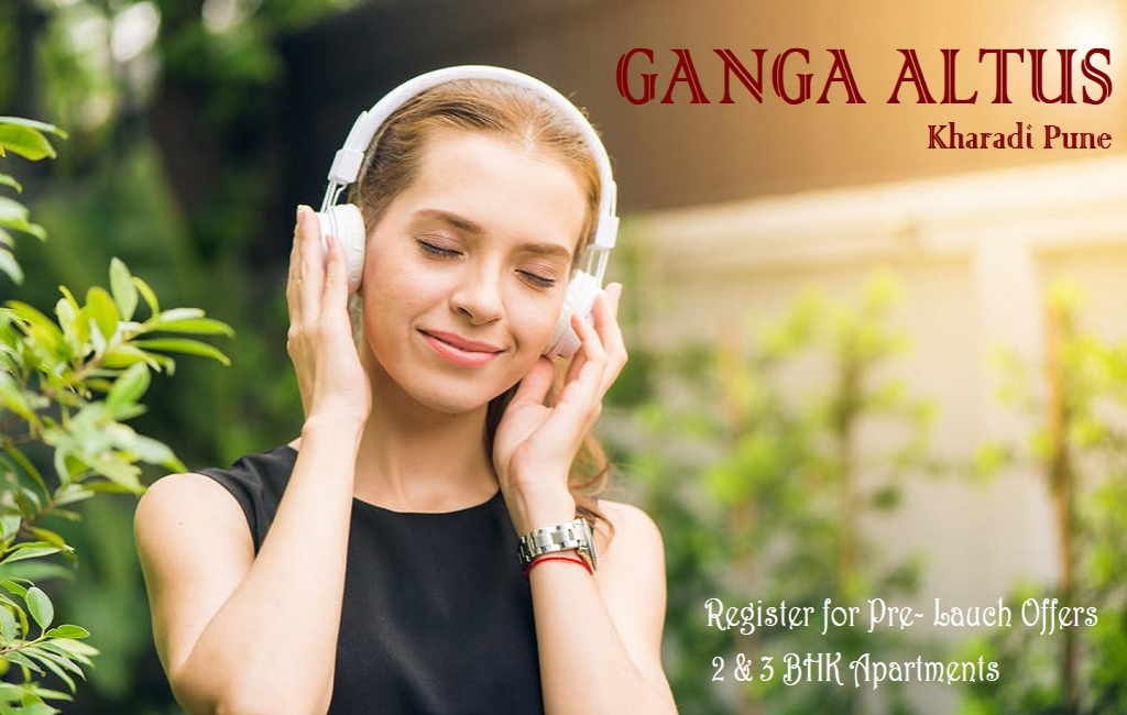 GANGA ALTUS Pune Pre launch Project | 8860956846