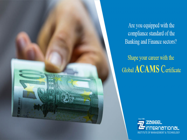 CAMS (Certified Anti-Money Laundering Specialist)