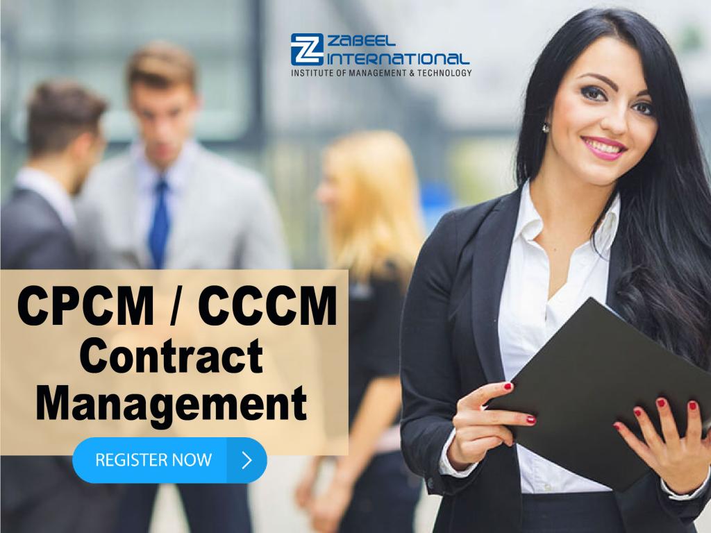 CCCM/CPCM Contract Management Training