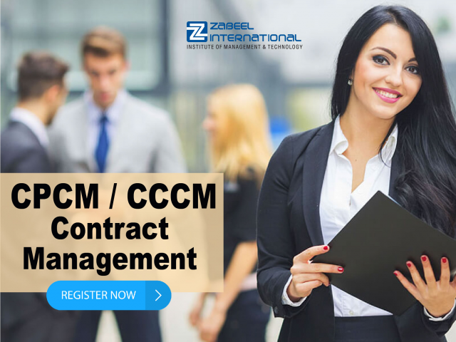CCCM/CPCM Contract Management Training