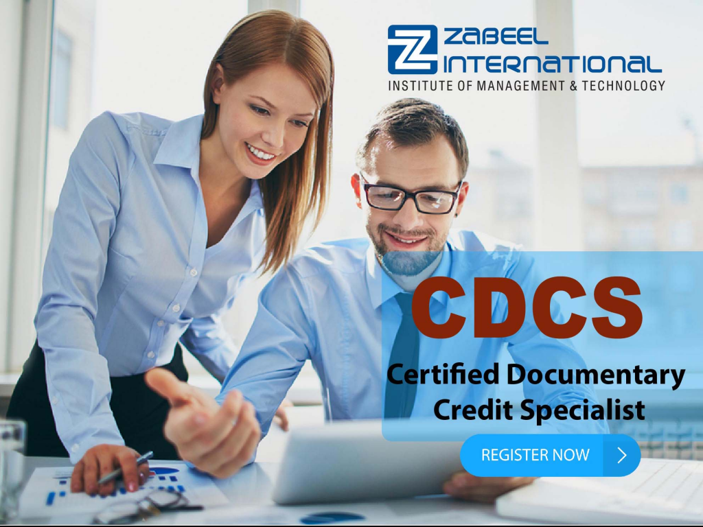 CDCS (Certified Documentary Credit Specialist) Training Course