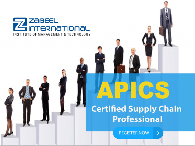 APICS-USA: CSCP (Certified Supply Chain Professional)