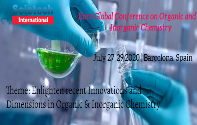 Organic Chemistry Conference 2020