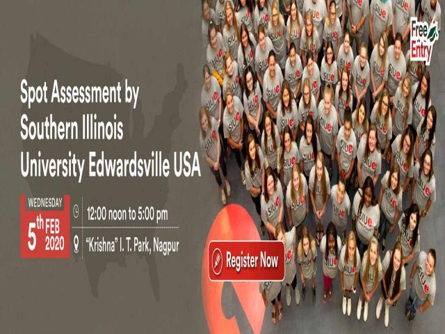 Meet & Apply to Southern Illinois University Edwardsville USA - 5th Jan 2020