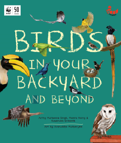'Birds In Your Backyard and Beyond' at the