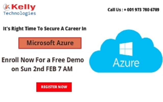 Attend For Free Azure Online Demo Session