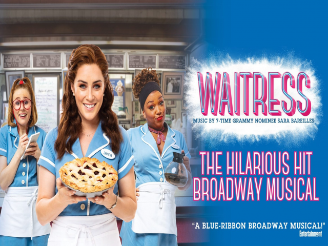 Waitress Musical Tickets at Tickets4Musical