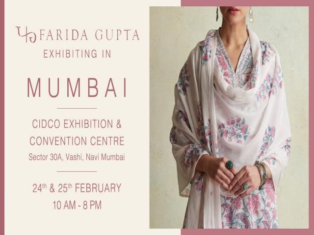 Farida Gupta Mumbai Exhibition ( Navi Mumbai )