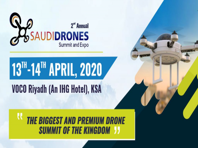 Saudi Drones Summit & Expo