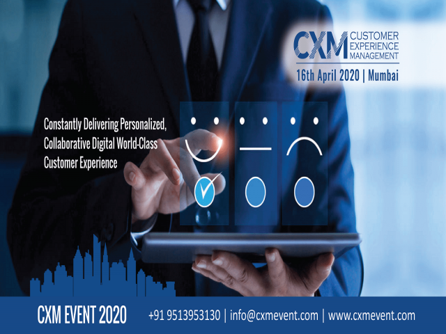 Customer Experience Management Event 2020
