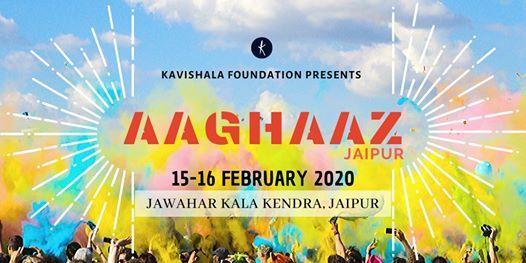 Kavishala Presents Aaghaaz - Jaipur