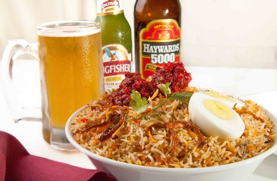 Beer and Biryani Nights