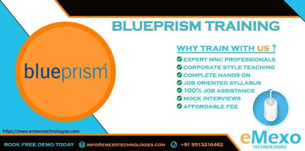 RPA - BluePrism Training Institute in Electronic City Bangalore