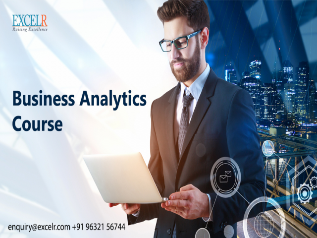 Business Analytics Course Blore
