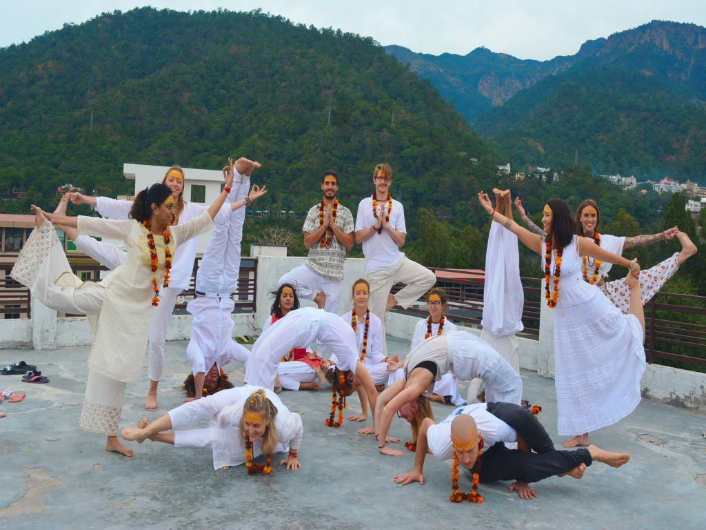 300- Hour Yoga Alliance Certified Yoga Teacher Training in India.