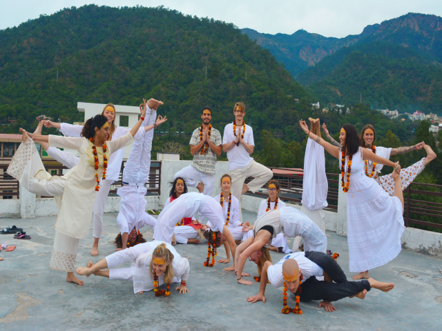 300- Hour Yoga Alliance Certified Yoga Teacher Training in India.