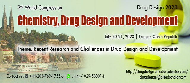 World Congress on Chemistry, Drug Design and Development