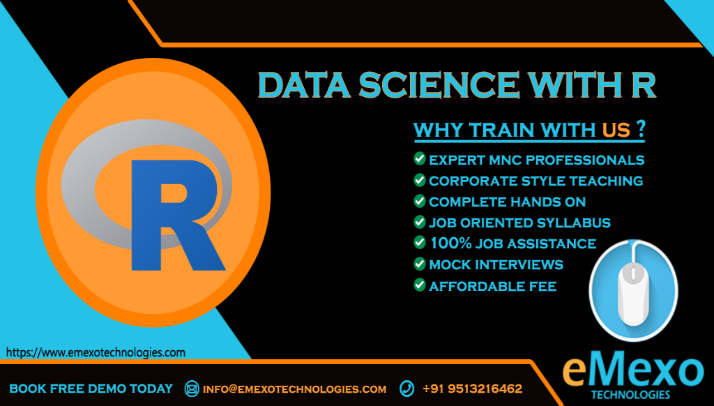 Data Science with R Training Institute in Electronic City Bangalore