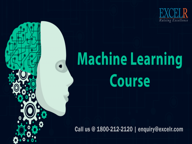 Machine Learning Course B'lore