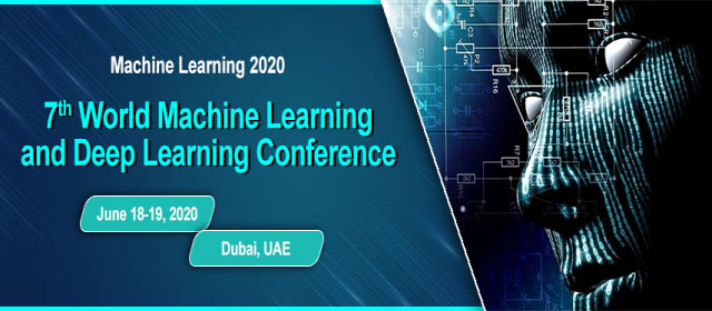7th World Machine Learning and Deep Learning Congress