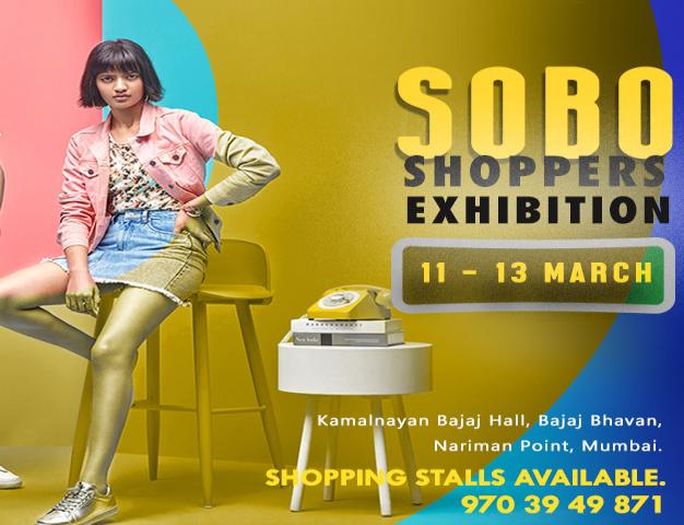 Sobo Shoppers Exhibition at Mumbai - BookMyStall