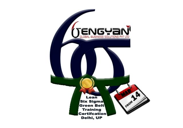 Lean Six Sigma Green Belt Certification Training Delhi