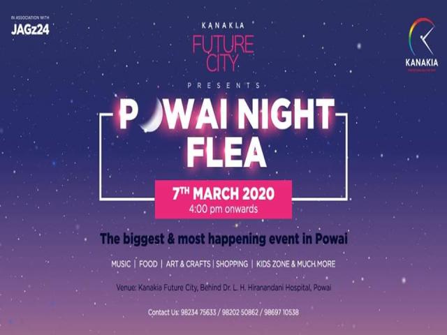 Powai Night Flea Market