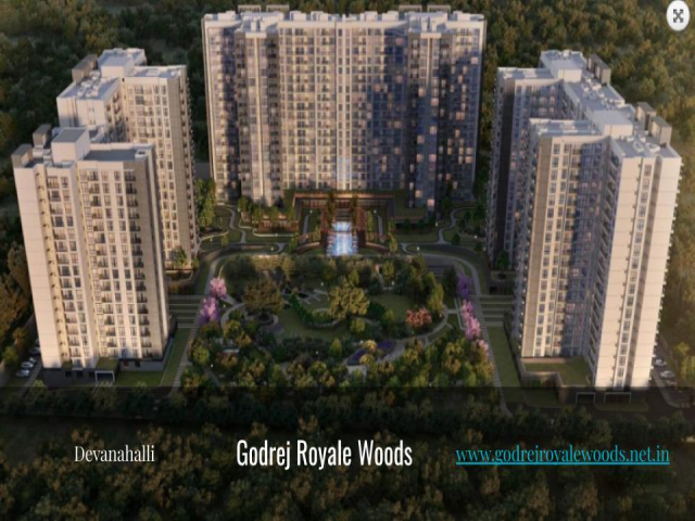 2 BHK Godrej Royale Woods For Sale In Bangalore Launch