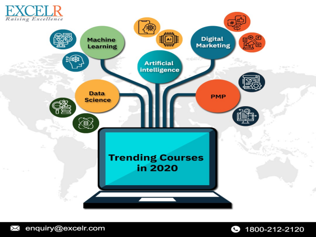 Data Science course in Bangalore location