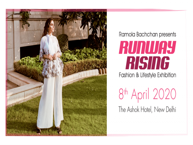Runway Rising - Fashion and Lifestyle Exhibition at New Delhi - BookMyStall