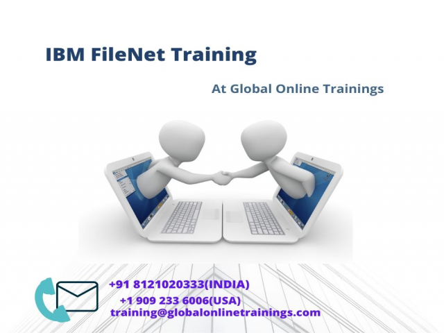 IBM FileNet Training | IBM FileNet admin and developer Online training