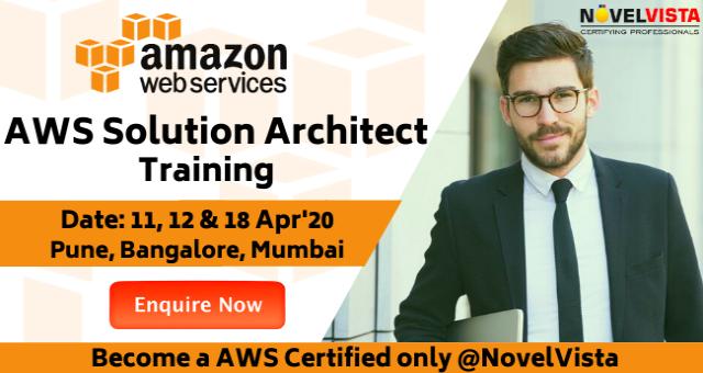 AWS Solution Architect Training by NovelVista