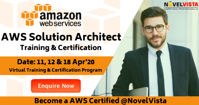 Upskill yourself with AWS Certification in Pune by NovelVista