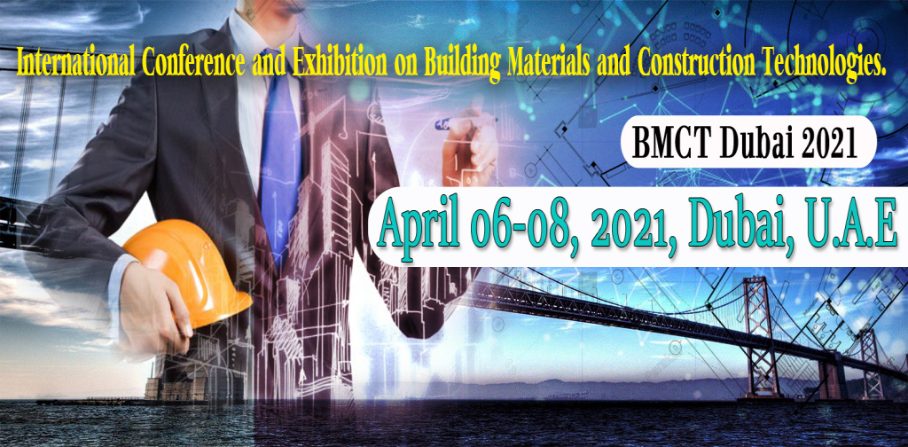International Conference on Building Materials and Construction Technologies