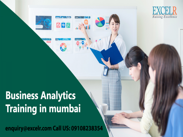Excelr data analytics course