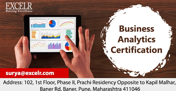 Business Analytics Certification in Pune
