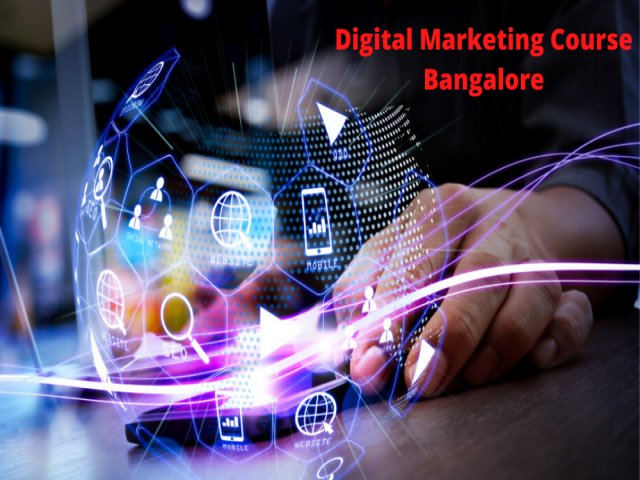 Digital Marketing Course Bangalore