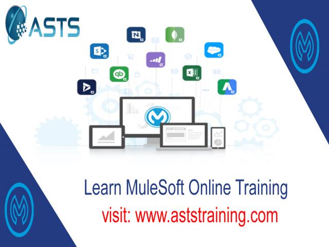 Mule soft online training - ASTSTraining