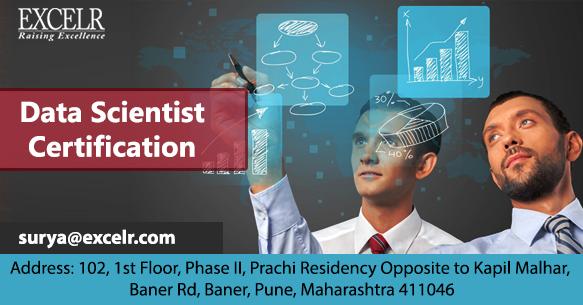 Data Scientist Course In Pune