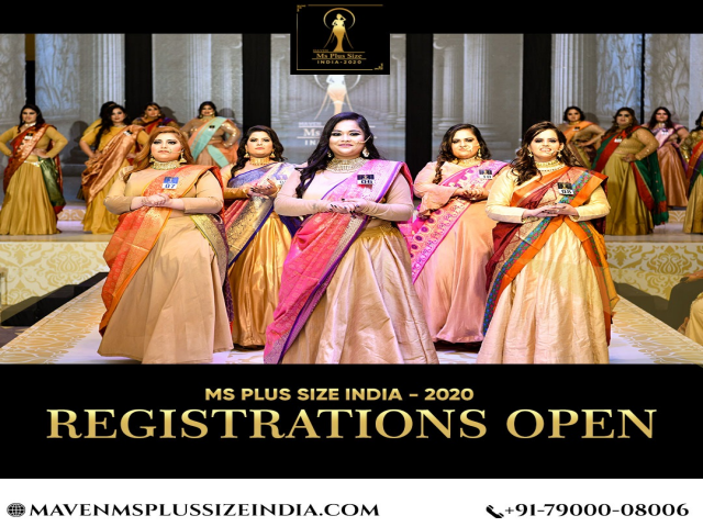 Maven Ms Plus Size India Audition In Chandigarh