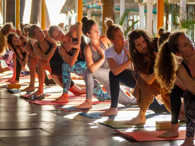 200 hour yoga teacher training in goa, india