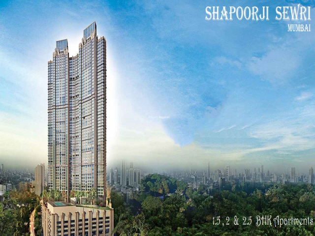 Shapoorji Pallonji Sewri || Pre launch Project In Sewri Mumbai