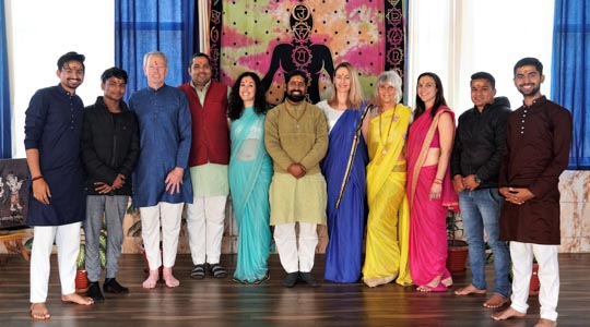 100 Hour Ayurveda Yoga Teacher Training Course in Rishikesh