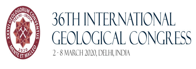 36TH INTERNATIONAL GEOLOGICAL CONGRESS