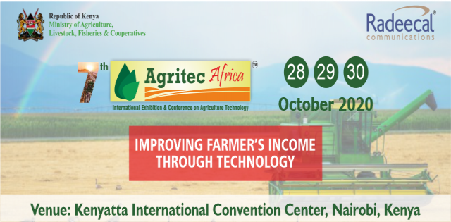 7th International Exhibition & Conference on Agriculture Technologies